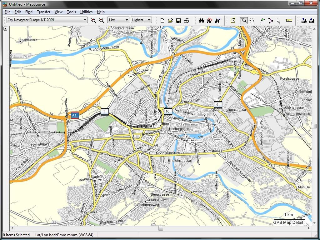Mapsource скачать бесплатно русская версия - фото 11