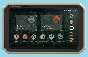 GPS for Navigation on and off-road